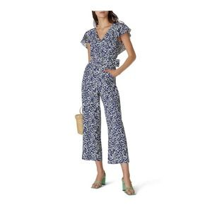 NEW TANYA TAYLOR Avalon Floral Jumpsuit